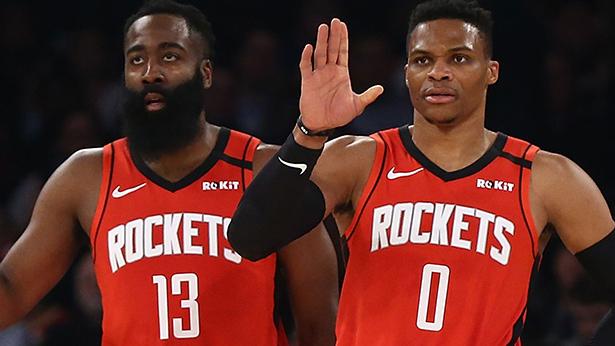 ¡Westbrook quiere irse de Houston! El vestuario está frustrado con él y Harden