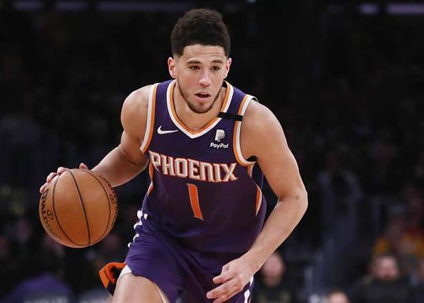 Devin Booker quiere dejar los Phoenix Suns