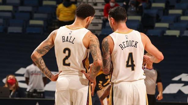 camisetas nba New Orleans Pelicans replicas