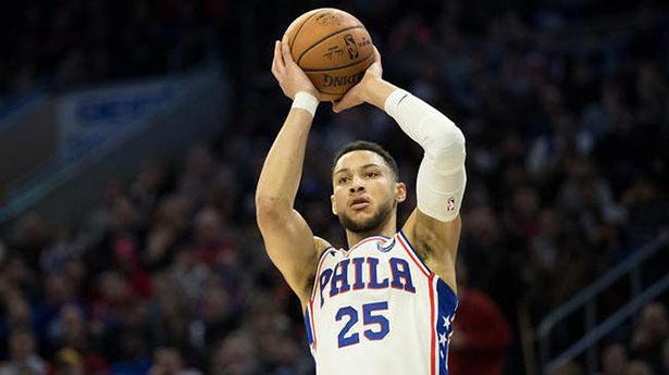 Simmons: Mientras pueda ganar, solo puedo defender y pasar