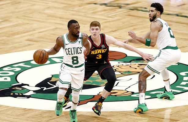 camisetas nba Boston Celtics replicas
