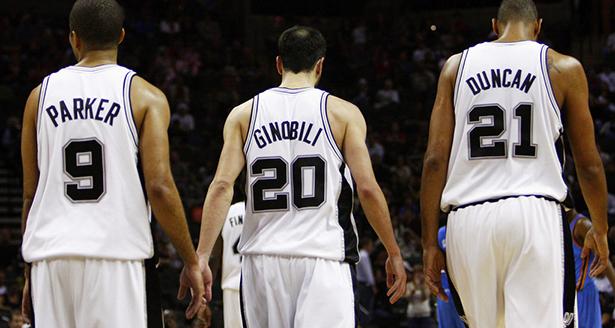 Los Spurs son el mejor equipo de la liga y uno de los peores