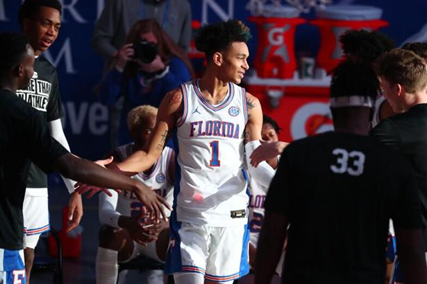 El escolta de Florida Tre Mann anuncia su participación en el draft de la NBA