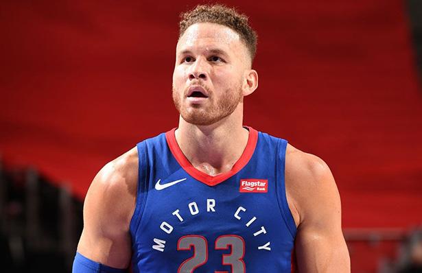 Anuncio oficial: los Pistons llegaron oficialmente a una compra con Blake Griffin