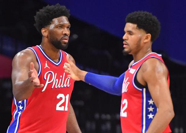 camisetas nba Philadelphia 76ers replicas